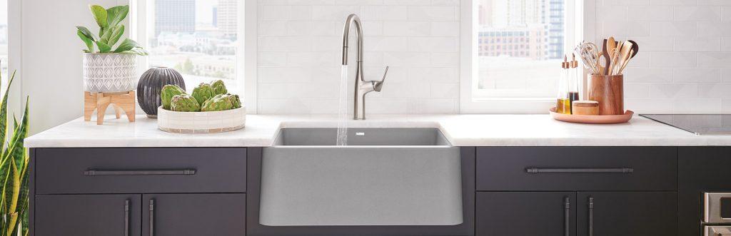 Blanco Kitchen Sink by Animas Kitchens